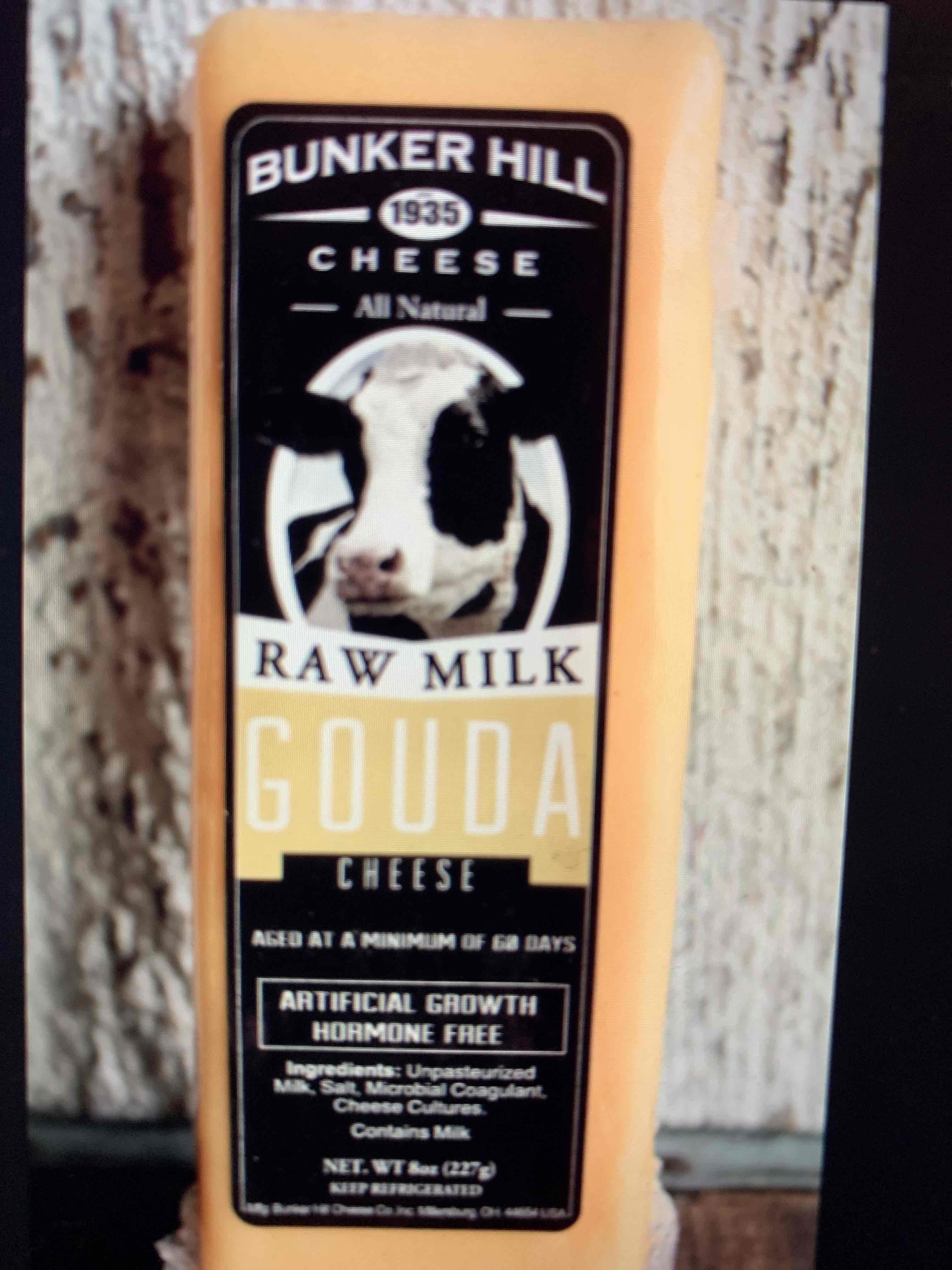 Raw Milk Gouda