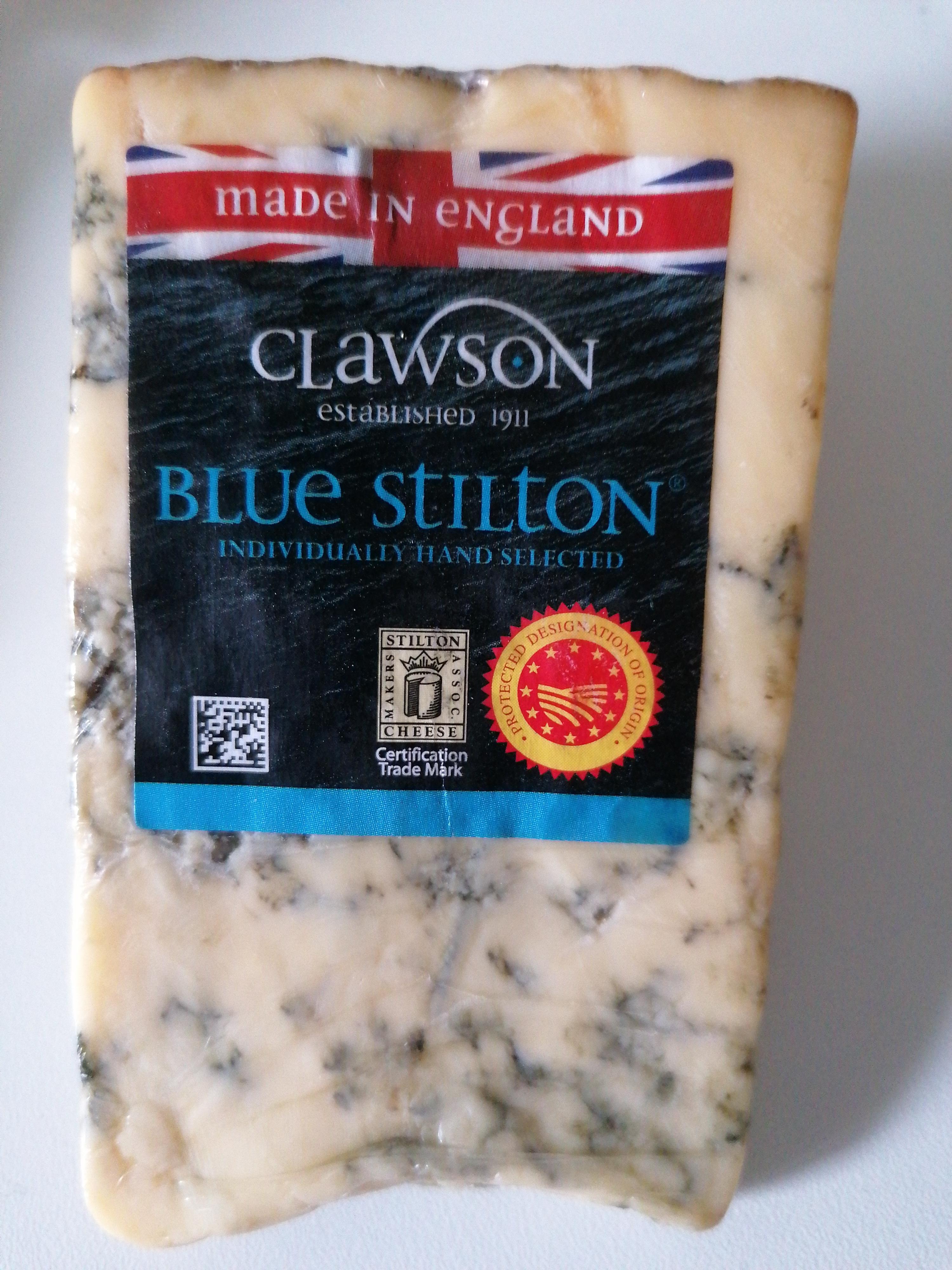 Clawson Blue Stilton