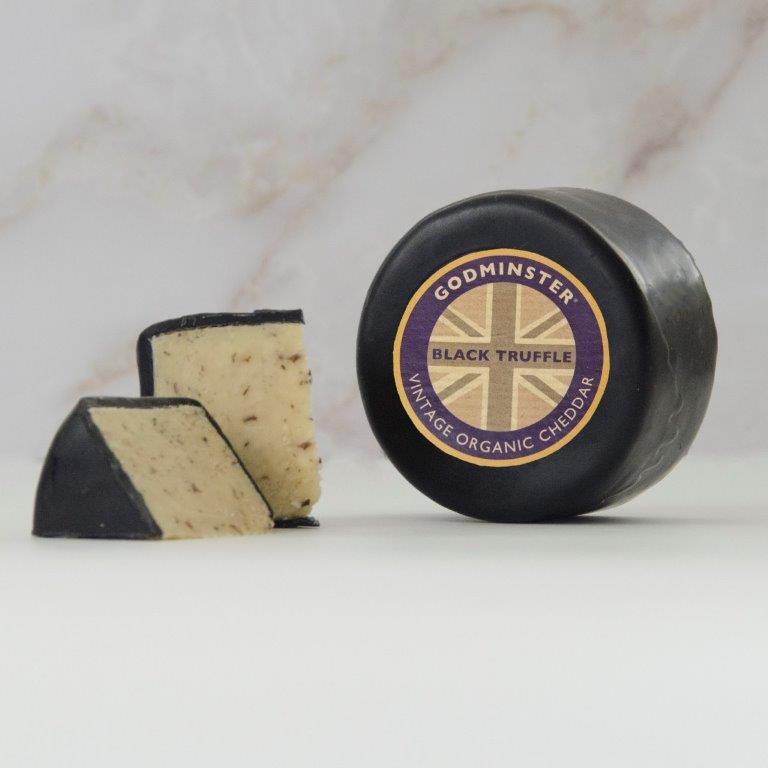 Black Truffle Vintage Organic Cheddar
