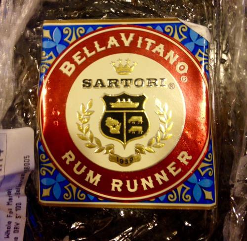 BellaVitano Rum Runner