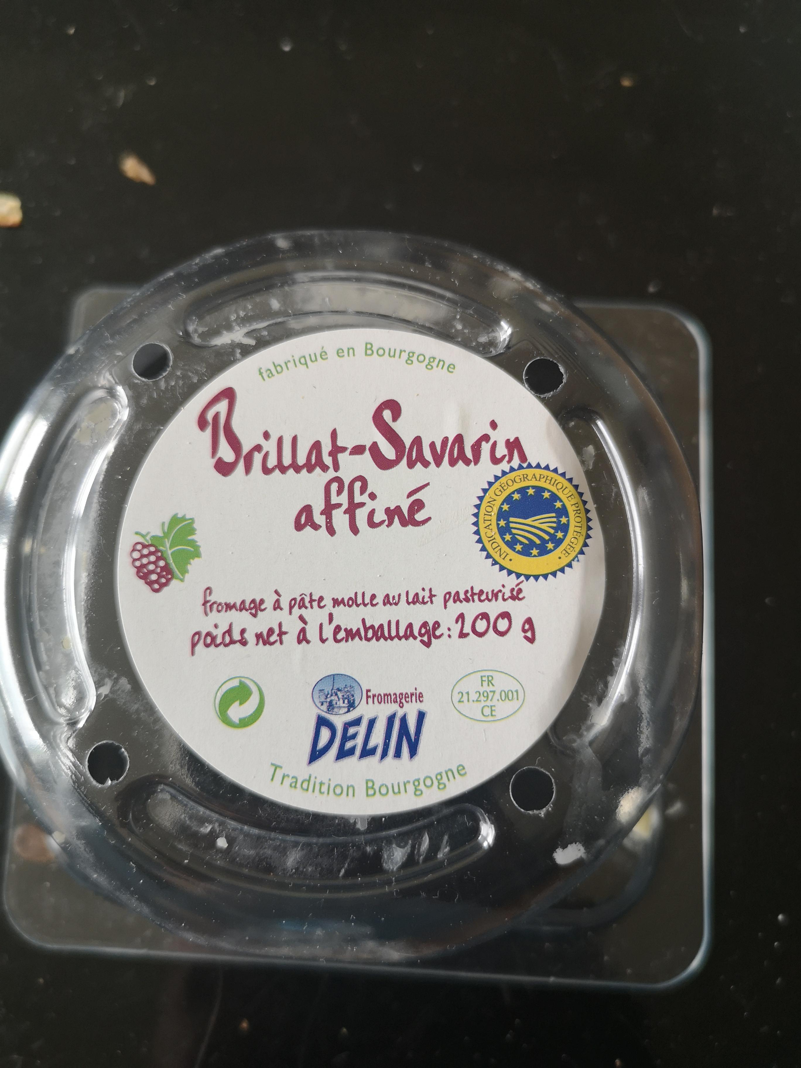 Brillat-Savarin affiné