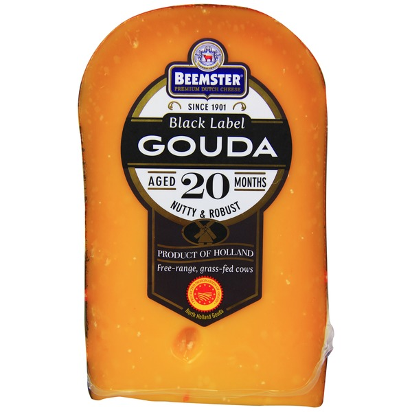 Beemster Black Label Gouda