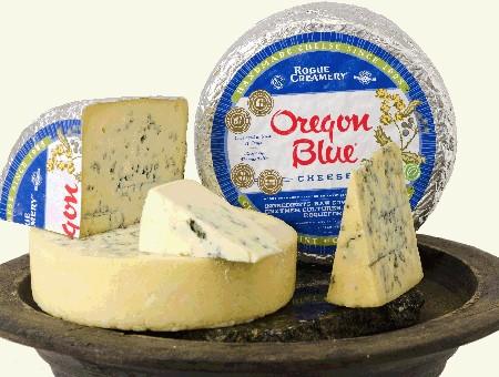 Oregon Blue Cheese
