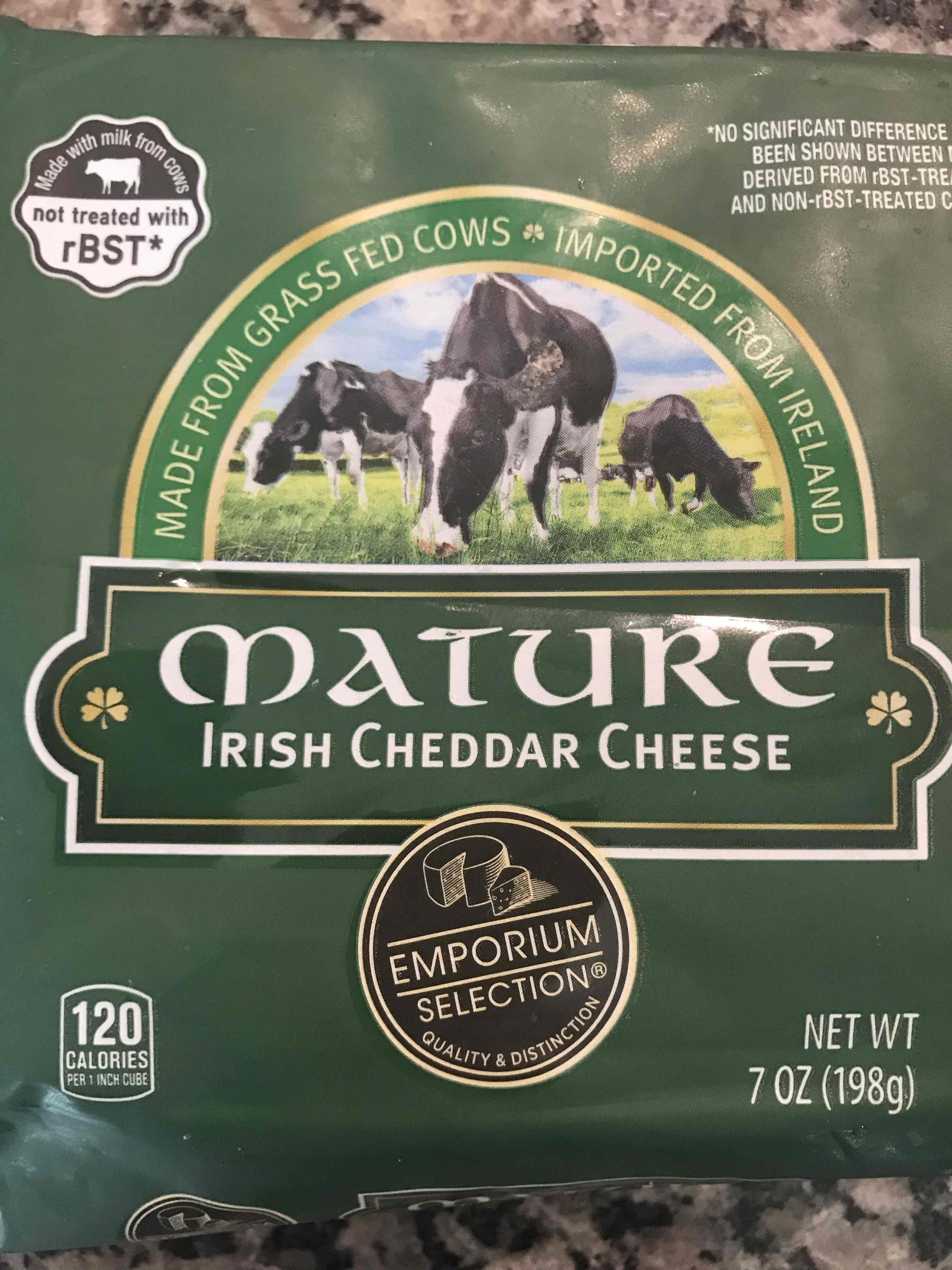Mature Irish Cheddar