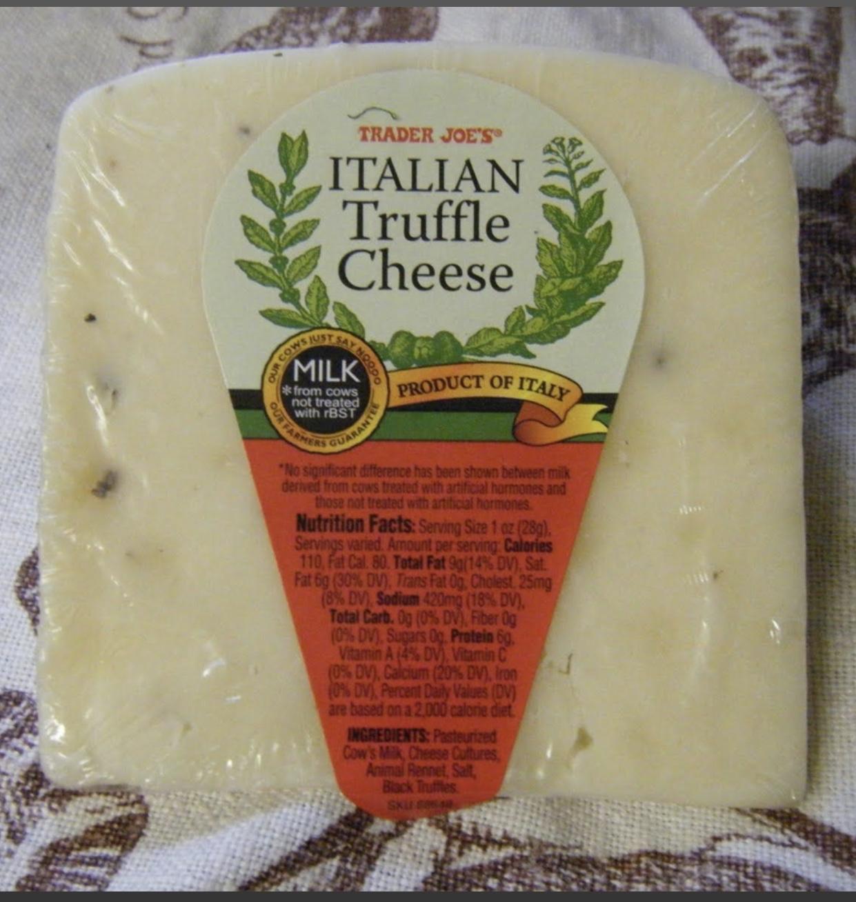 Italian Truffle Cheese