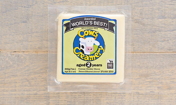 Cow's Creamery 2-year Old Cheddar