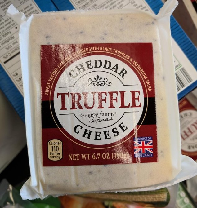 Cheddar Truffle