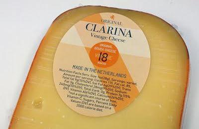Clarina Gouda 18 Months