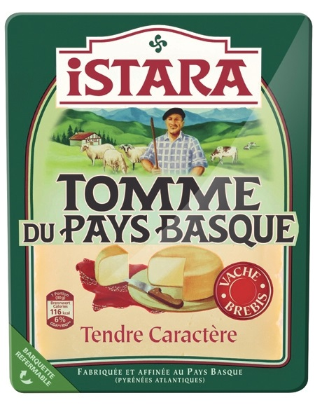 Tomme du Pays Basque