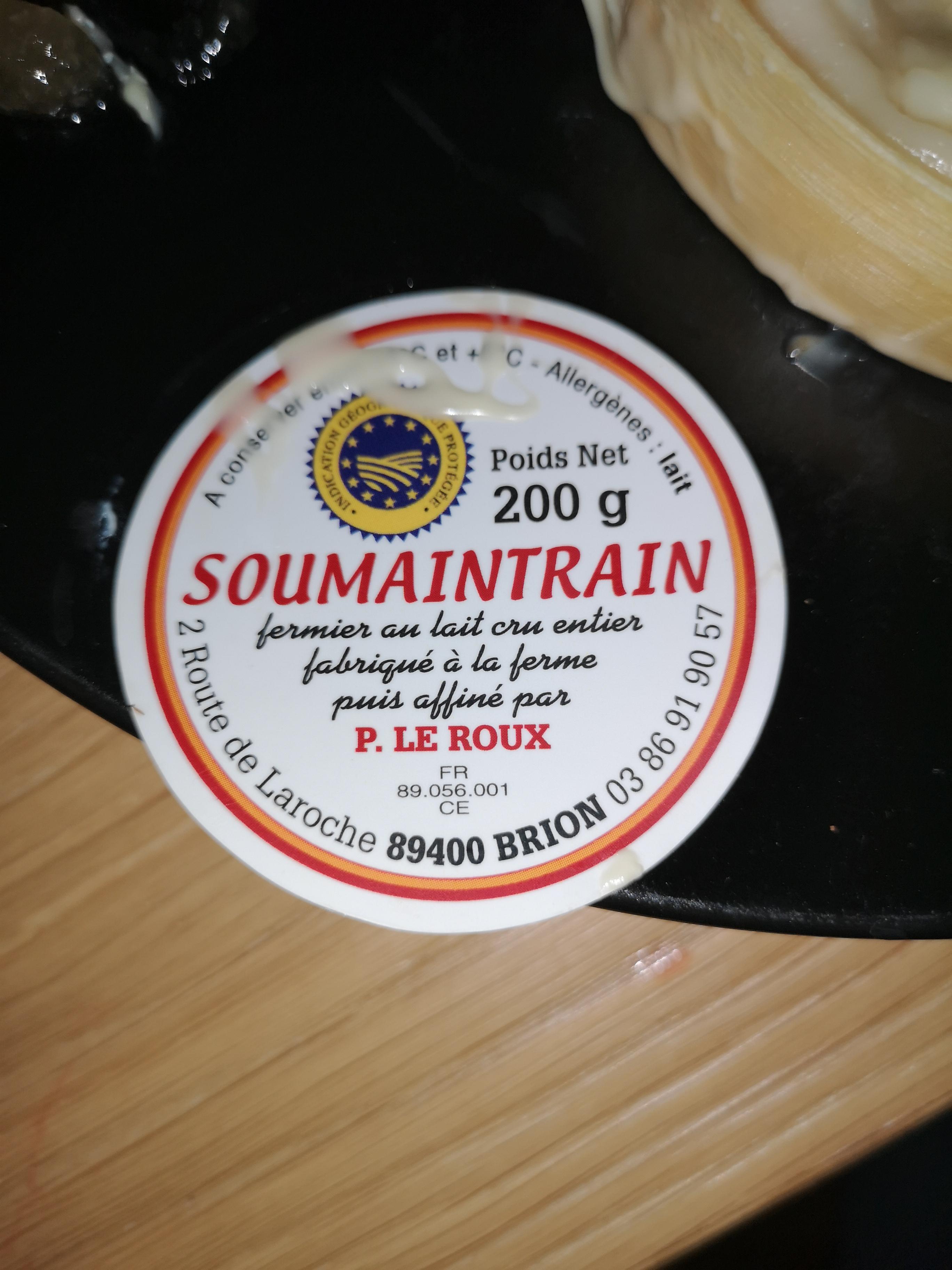 P. le Roux Soumaintrain