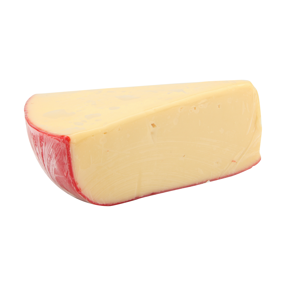 Red Wax Creamy Gouda