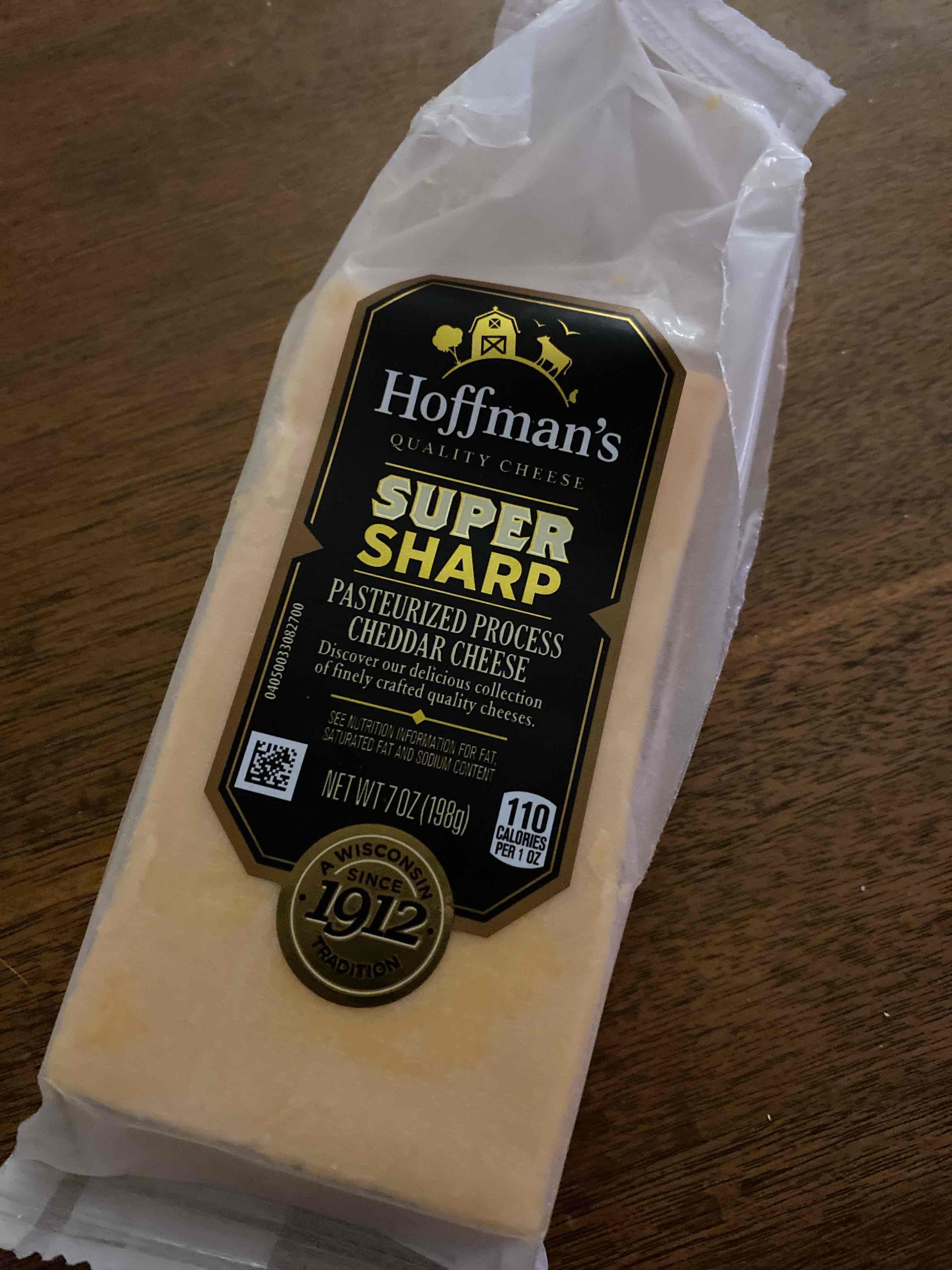 Hoffman's Super Sharp