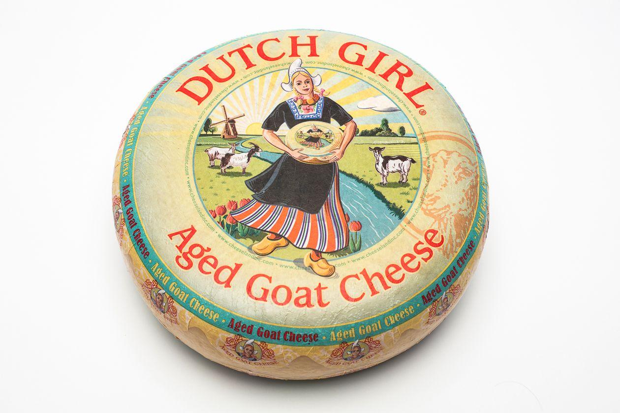 Dutch Girl Aged Goat Cheese