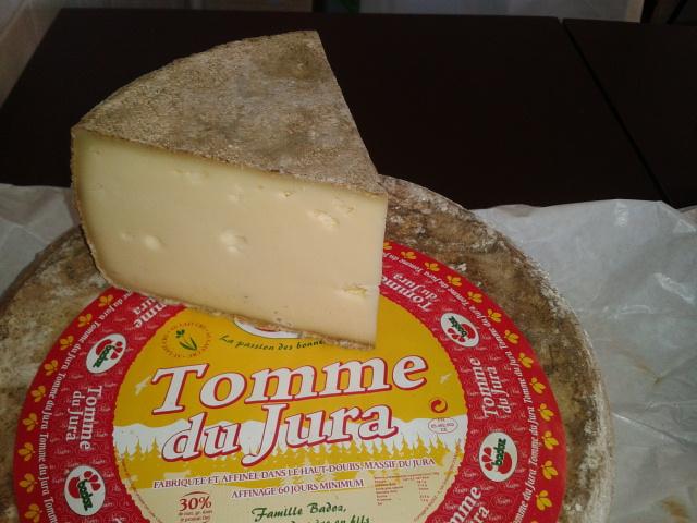 Tomme du Jura