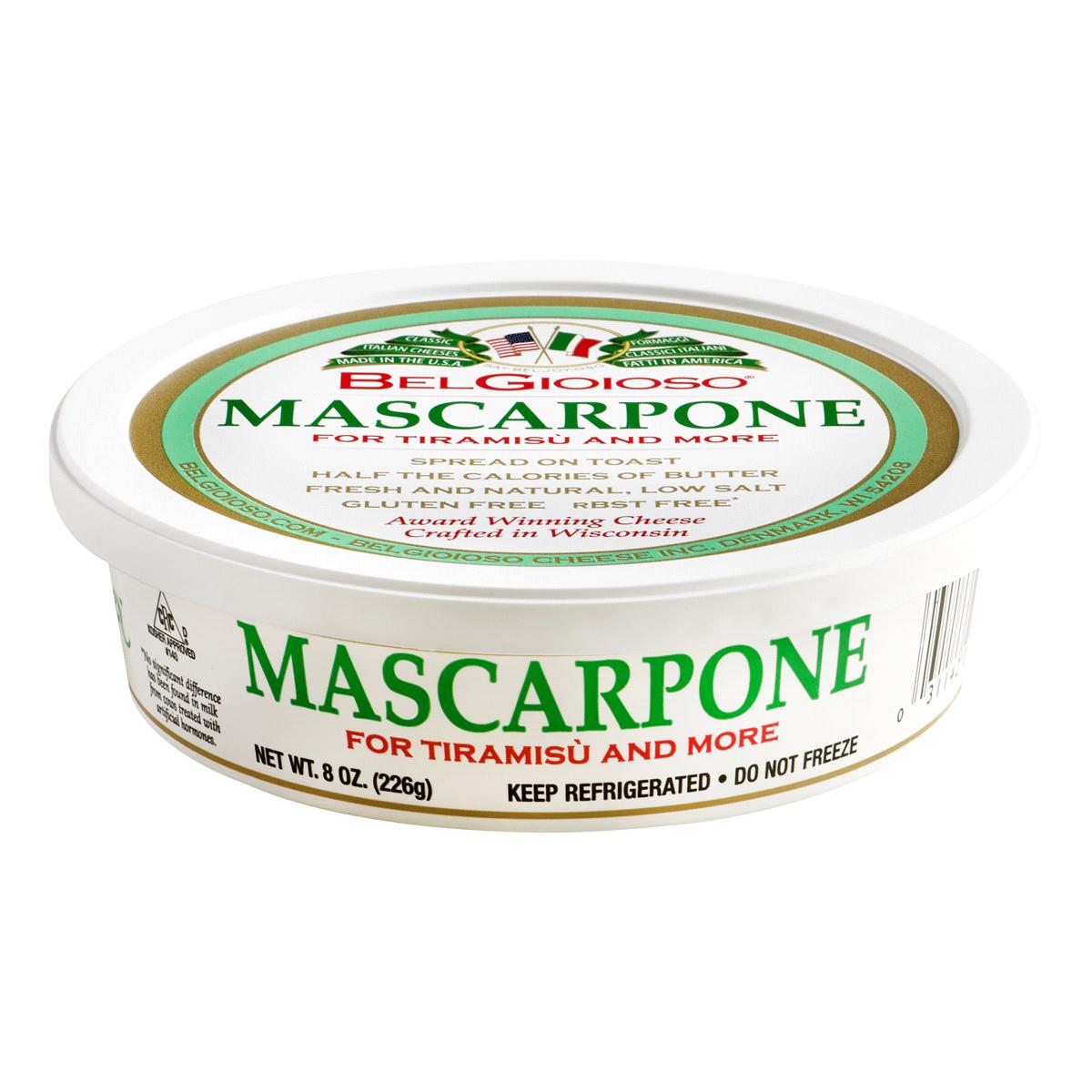 BelGioioso Mascarpone