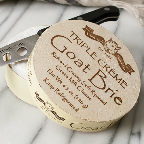 Triple Cream Goat Brie