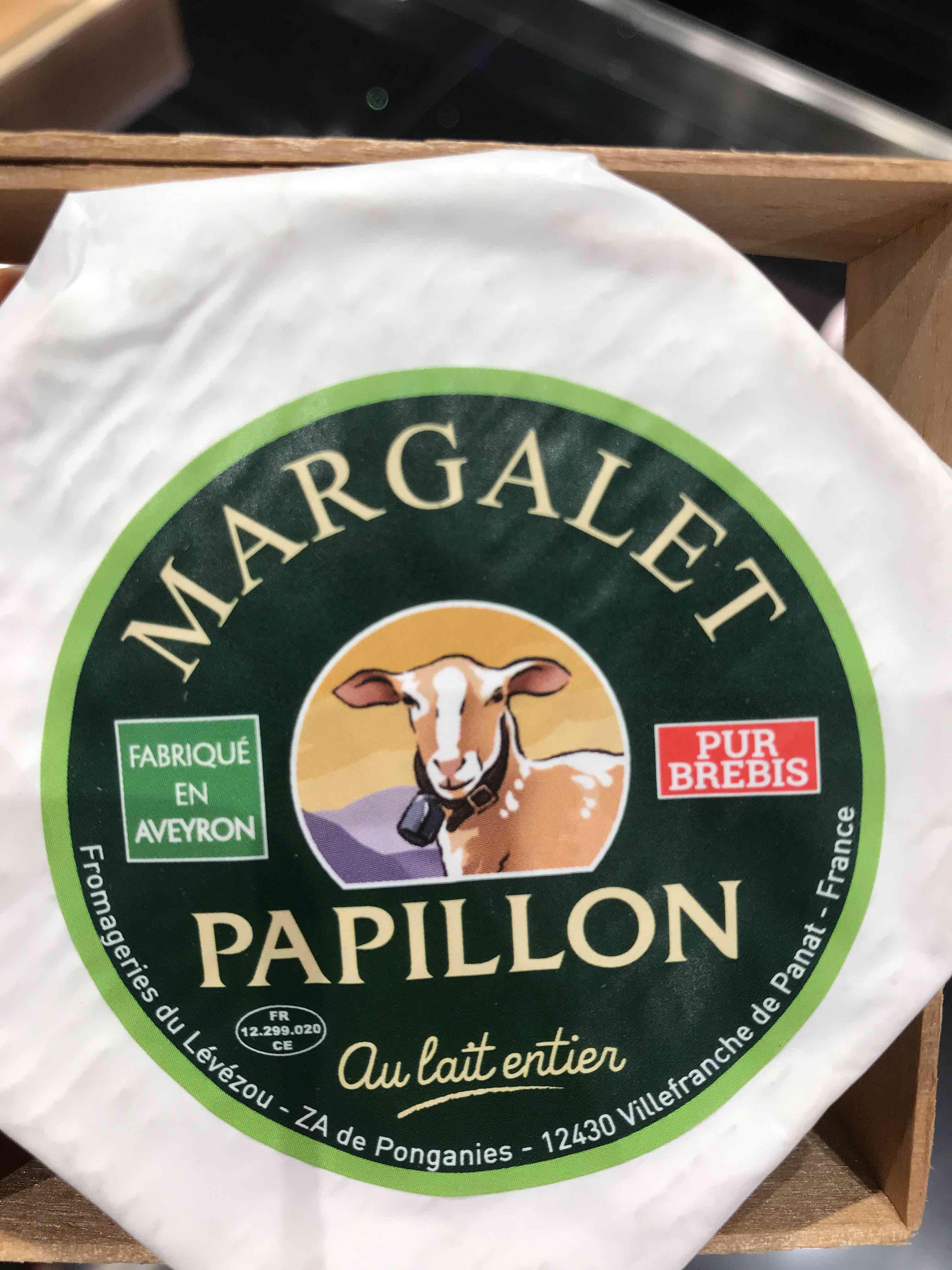 Margalet Papillon
