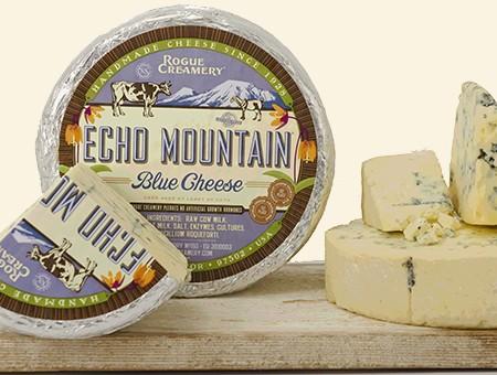 Echo Mountain Blue
