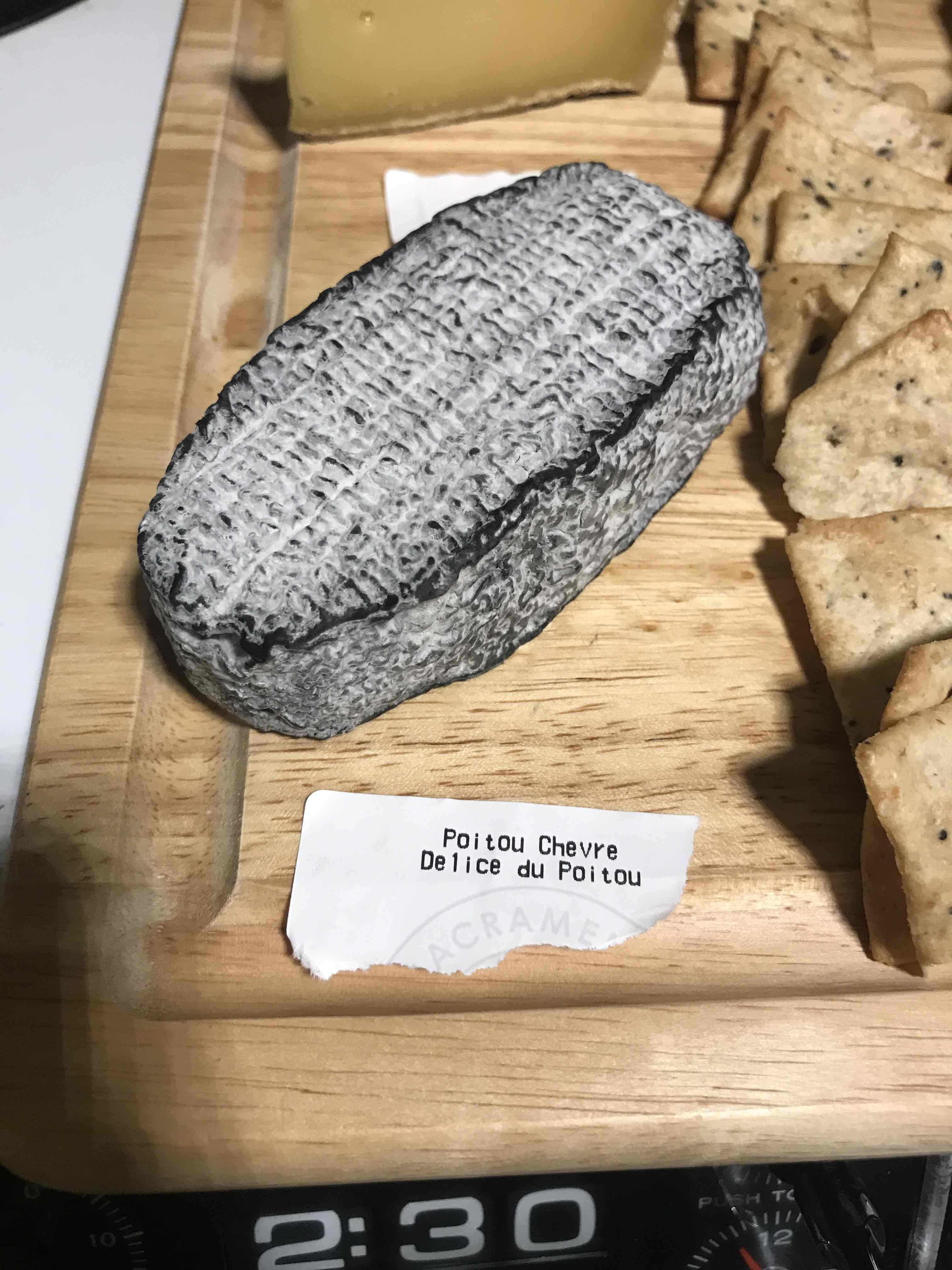 Poitou Chevre