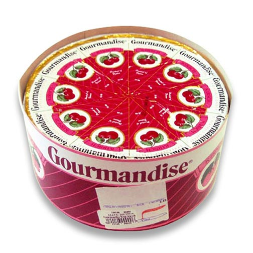 Gourmandise With Kirsch