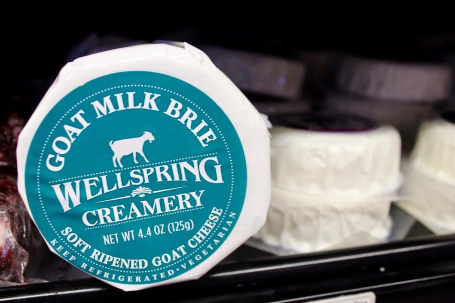 Goat Milk Brie