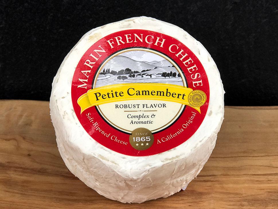 Marin French Petite Camembert