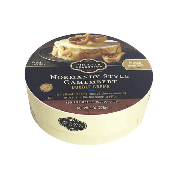 Normandy Style Camembert