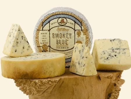 Smokey Oregon Blue
