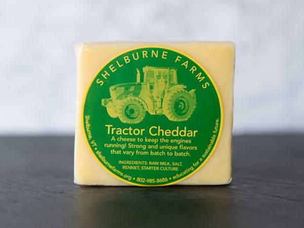 Tractor Cheddar