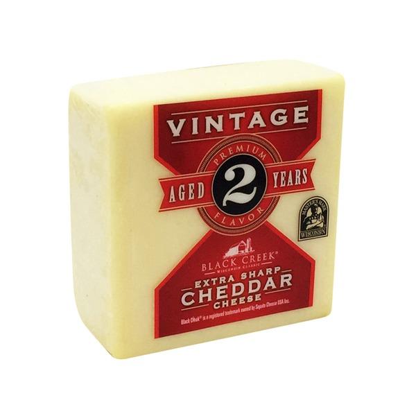 Vintage Extra Sharp Cheddar