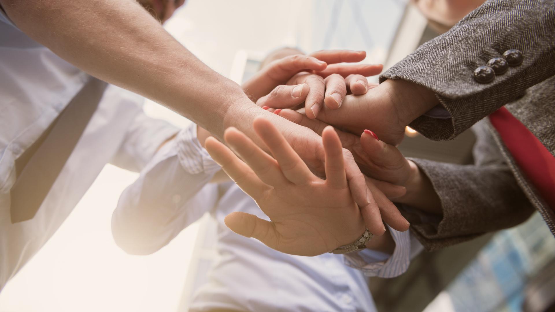 Agradeciendo para fortalecer la colaboración de todos