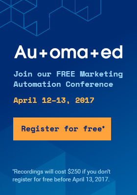 Join our Free Marketing Automation Conference!