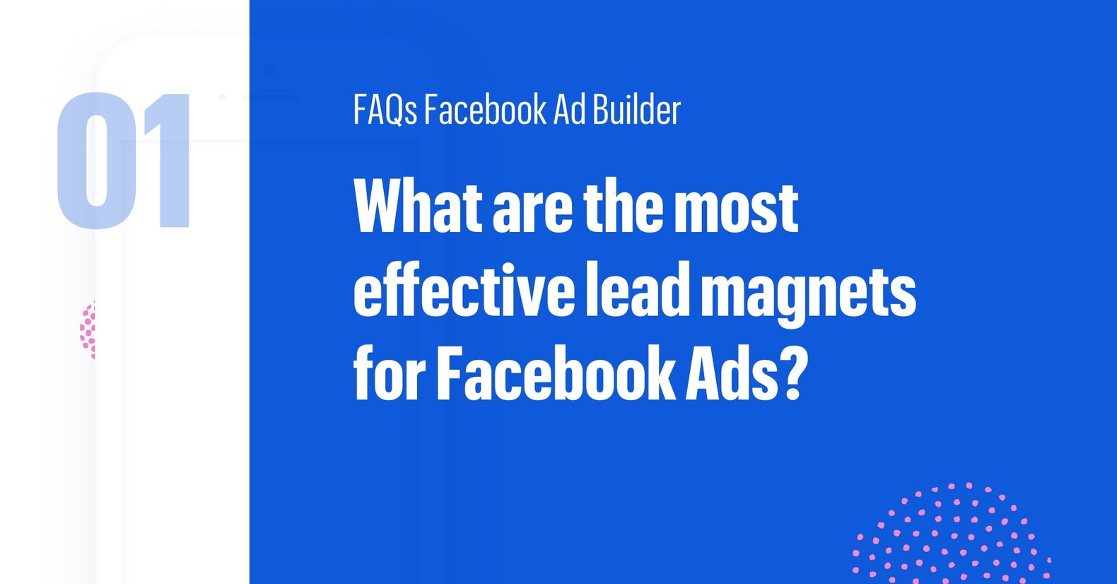 Leadpages Facebook Ad Lead Magnet for Lead Generation