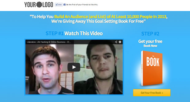 Best Landing Page of 2013