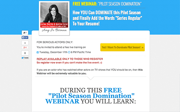 Webinar Actor Resized