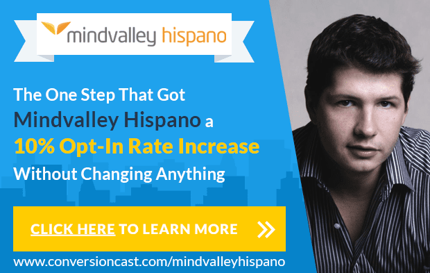 Mindvalley Hispano on ConversionCast