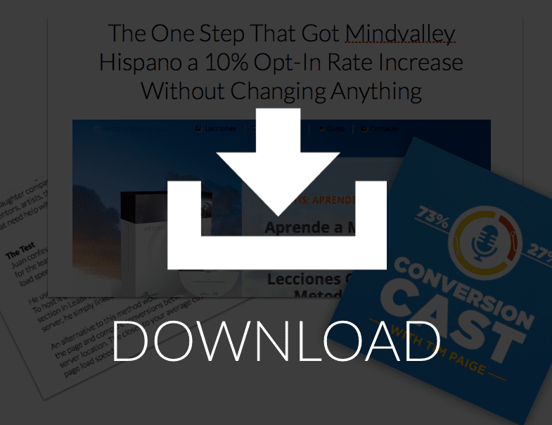 Download the Mindvalley Hispano episode guide