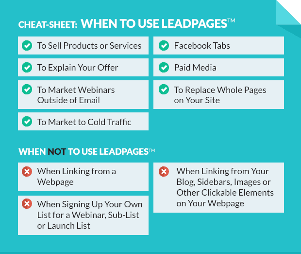 cheat-sheet_Leadpages