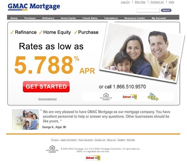 Mortgage-Cloaking-Page