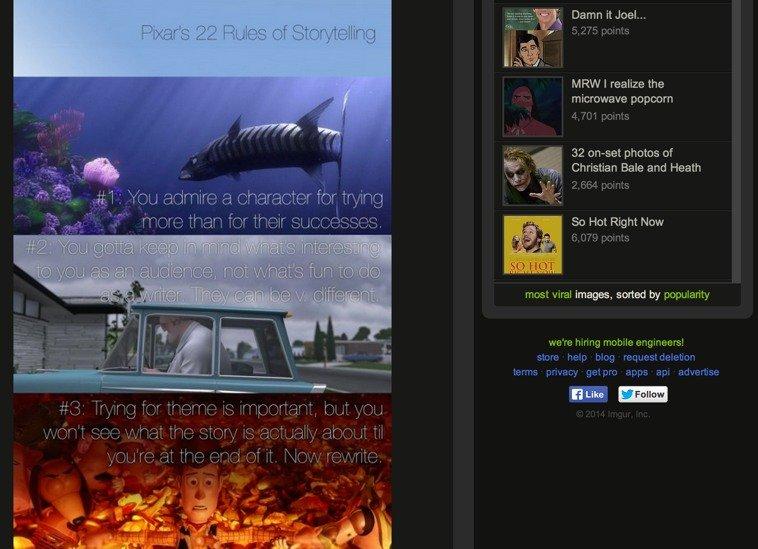 Pixar-Story-Tips-Imgur