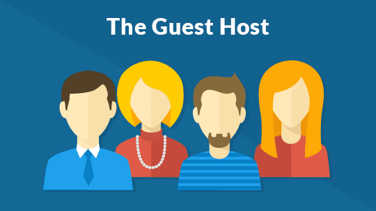 The 10 Types of Popular Bloggers: The Guest Host