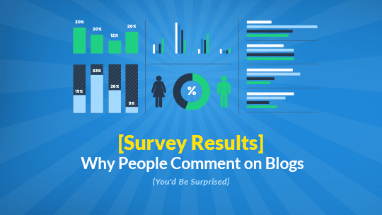 The Surprising Truth Behind Why People Comment on Blogs