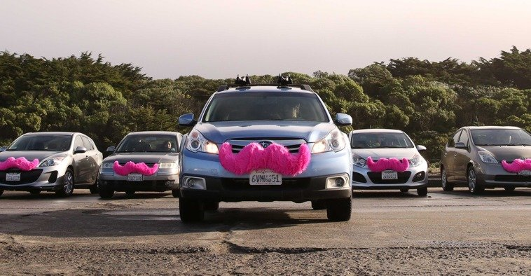 How has Lyft gained traction in a market dominated by Uber?