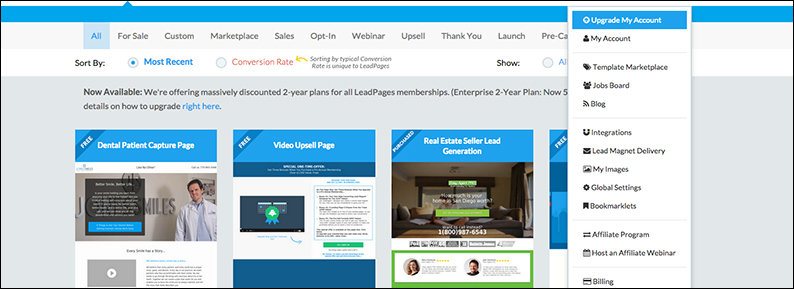 Upgrade to LeadPages Pro Annual By Friday At Midnight To Get LeadDigits