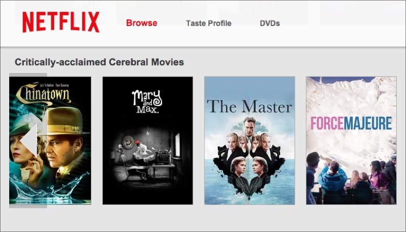Netflix gets ultra-specific