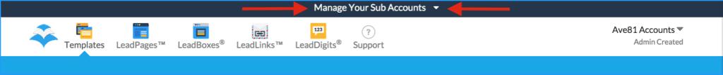 Enterprise Sub-Account Promo Image 1