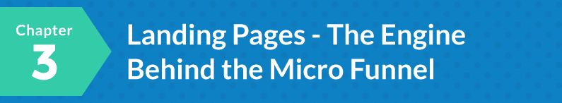 Chapter 3: Landing Pages - The Engine Behind the Micro Funnel: