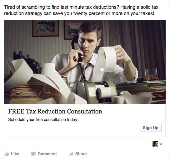 FB ad
