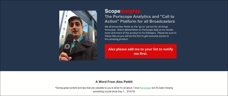 launch ex scopeinsights