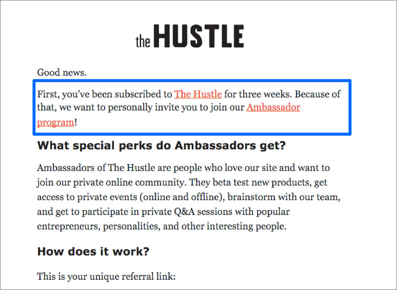 The Hustle - List-aversary